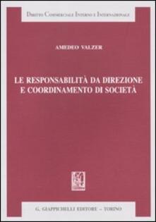 Le responsabilità da direzione e coordinamento di società.pdf