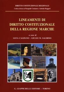 Antondemarirreguera.es Lineamenti di diritto costituzionale della regione Marche Image