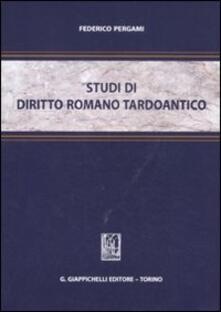 Studi di diritto romano tardoantico.pdf
