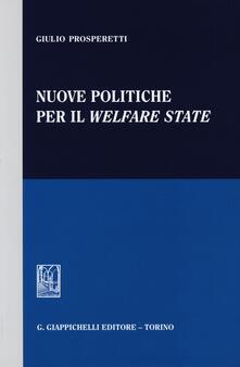 Radiospeed.it Nuove politiche per il welfare state Image