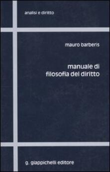 Mercatinidinataletorino.it Manuale di filosofia del diritto Image