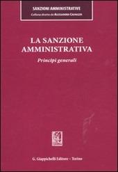 La sanzione amministrativa. Principi generali