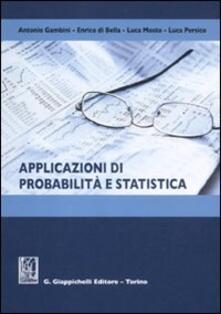 Osteriamondodoroverona.it Applicazioni di probabilità e statistica Image