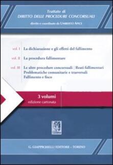 Grandtoureventi.it Trattato di diritto delle procedure concorsuali Image