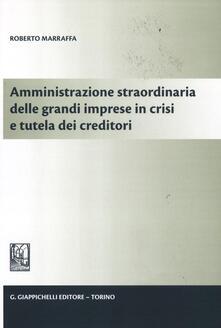 Filippodegasperi.it Amministrazione straordinaria delle grandi imprese in crisi e tutela dei creditori Image