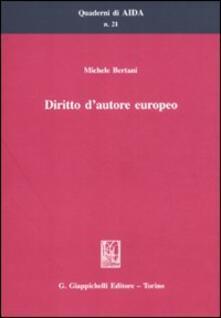 Ilmeglio-delweb.it Diritto d'autore europeo Image