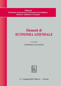 Libro Elementi di economia aziendale