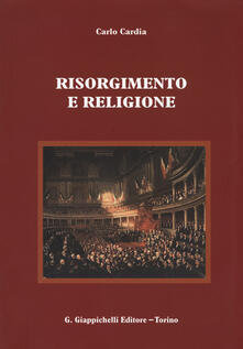 Writersfactory.it Risorgimento e religione Image