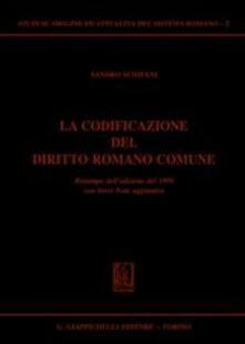 Radiospeed.it La codificazione del diritto romano comune Image