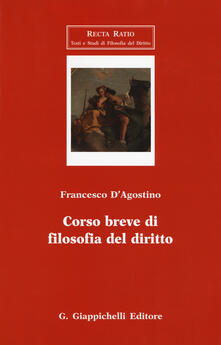 Listadelpopolo.it Corso breve di filosofia del diritto Image