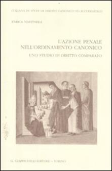 L azione penale nellordinamento canonico. Uno studio di diritto comparato.pdf
