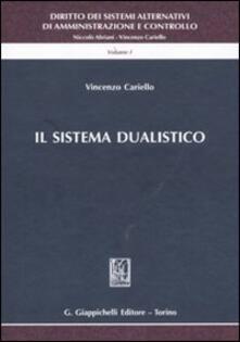 Listadelpopolo.it Diritto dei sistemi alternativi di amministrazione e controllo. Vol. 1: Il sistema dualistico. Image