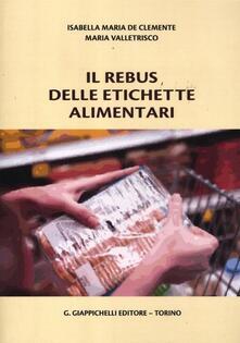 Ipabsantonioabatetrino.it Il rebus delle etichette alimentari Image