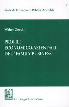 Osteriacasadimare.it Profili economici-aziendali del «Family business» Image