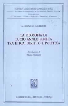 Winniearcher.com La filosofia di Lucio Anneo Seneca tra etica, diritto e politica Image