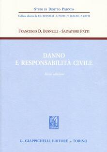 Danno e responsabilità civile.pdf