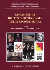 Lineamenti di diritto costituzionale della regione Sicilia