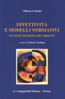 Effettività e modelli normativi. Studi di filosofia del diritto.pdf