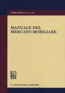 Manuale del mercato mobiliare - copertina