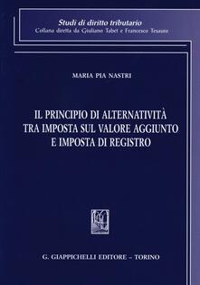 Listadelpopolo.it Il principio di alternatività tra imposta sul valore aggiunto e imposta di registro Image