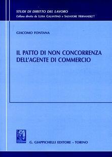 Il patto di non concorrenza dellagente di commercio.pdf
