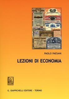 Amatigota.it Lezioni di economia Image