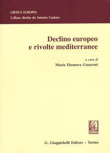 Squillogame.it Declino europeo e rivolte mediterranee Image
