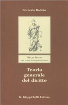 Criticalwinenotav.it Teoria generale del diritto Image