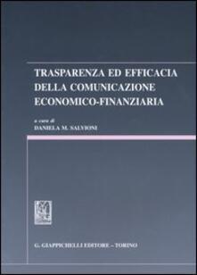 Radiospeed.it Trasparenza ed efficacia nella comunicazione economico-finanziaria Image
