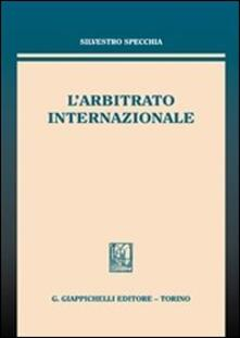 L arbitrato internazionale.pdf