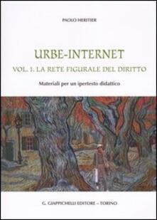 Tegliowinterrun.it Urbe-Internet. Vol. 1: La rete figurale del diritto. Materiali per un ipertesto didattico. Image