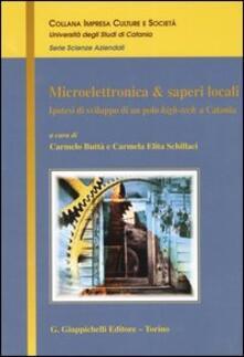 Vastese1902.it Microelettronica & saperi locali. Ipotesi di sviluppo di un polo high-tech a Catania Image