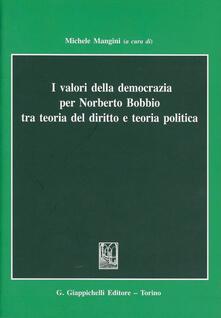 Antondemarirreguera.es I valori della democrazia per Norberto Bobbio tra teoria del diritto e teoria politica Image