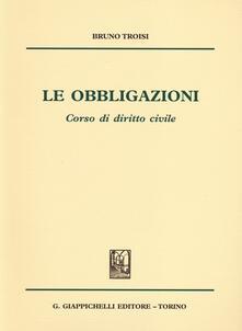 Vitalitart.it Le obbligazioni. Corso di diritto civile Image
