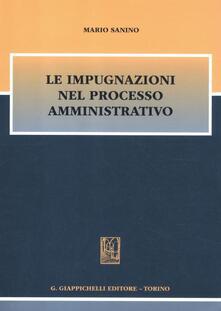 Voluntariadobaleares2014.es Le impugnazioni nel processo amministrativo Image