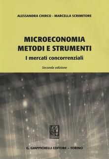Winniearcher.com Microeconomia metodi e strumenti. I mercati concorrenziali Image