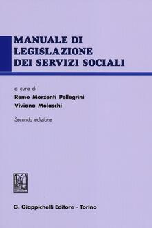 Squillogame.it Manuale di legislazione dei servizi sociali Image