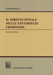 Ristorantezintonio.it Il diritto penale delle fattispecie criminose Image