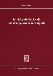 Voluntariadobaleares2014.es Servizi pubblici locali: una deregolazione incompiuta Image
