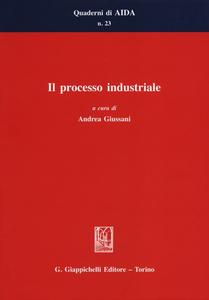 Libro Il processo industriale