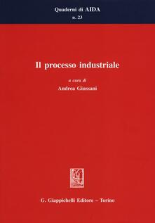 Ristorantezintonio.it Il processo industriale Image