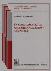 La goal orientation nell'organizzazione mondiale
