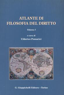 Daddyswing.es Atlante di filosofia del diritto. Vol. 1 Image