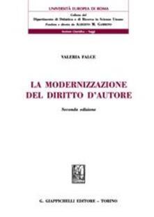 Grandtoureventi.it La modernizzazione del diritto d'autore Image