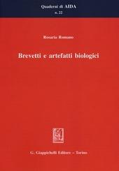 Brevetti e artefatti biologici