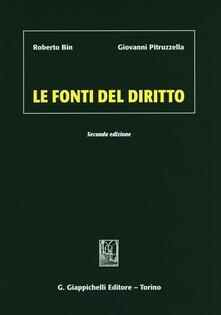 Grandtoureventi.it Le fonti del diritto Image