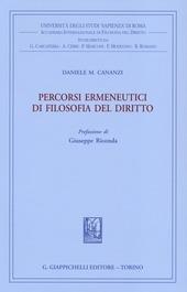 Percorsi ermeneutici di filosofia del diritto. Vol. 1