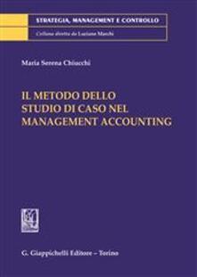 Festivalpatudocanario.es Il metodo dello studio di caso nel management accounting Image