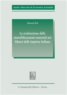 Ilmeglio-delweb.it La svalutazione delle immobilizzazioni materiali nei bilanci delle imprese italiane Image