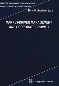 Market-driven management and corporate growth - copertina